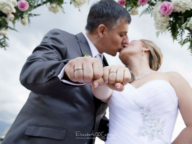 El matrimonio de Jaime y Verónica en Medellín, Antioquia 1