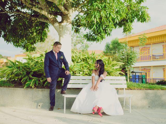 El matrimonio de Santiago y Isabella en Armenia, Quindío 8
