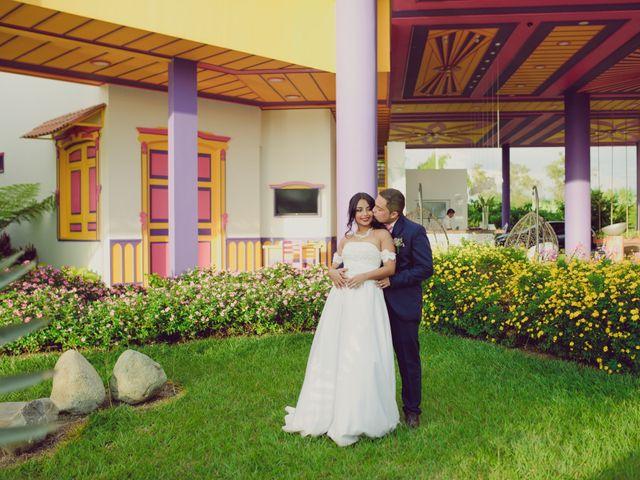 El matrimonio de Santiago y Isabella en Armenia, Quindío 10