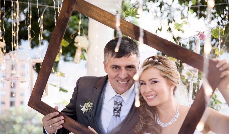 El matrimonio de Jaime y Verónica en Medellín, Antioquia