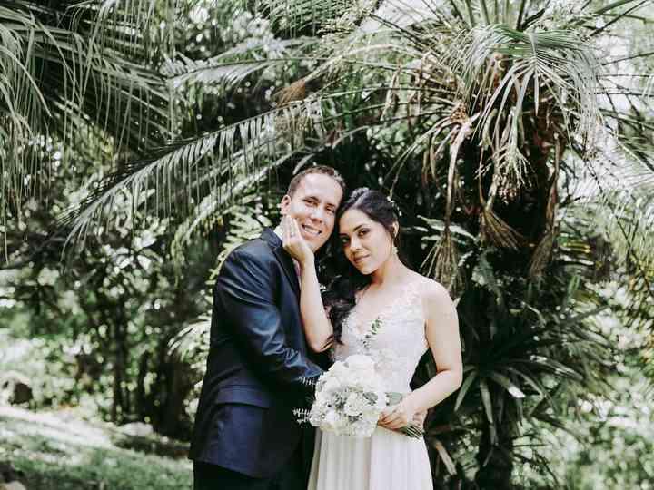 El matrimonio de Andrea y Jairo