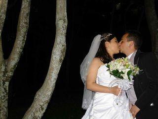El matrimonio de Viviana y Pablo Andrés 1