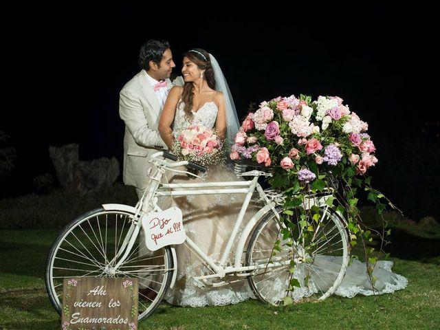 El matrimonio de Gustavo Andrés y Paola Andrea en Tibasosa, Boyacá 1