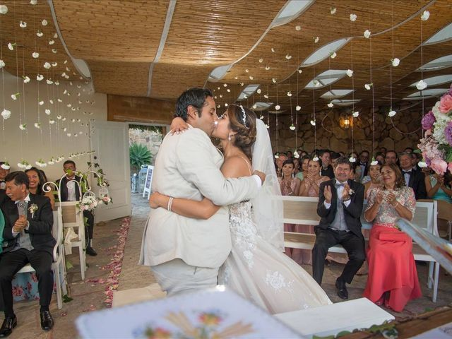 El matrimonio de Gustavo Andrés y Paola Andrea en Tibasosa, Boyacá 5