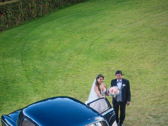 El matrimonio de Gustavo Andrés y Paola Andrea en Tibasosa, Boyacá 7
