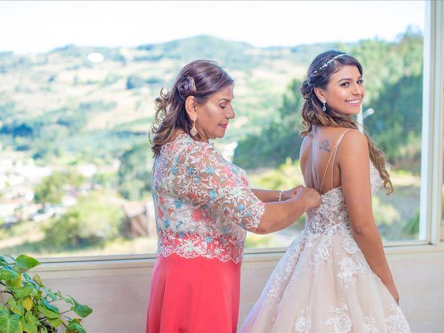 El matrimonio de Gustavo Andrés y Paola Andrea en Tibasosa, Boyacá 10