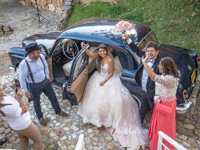 El matrimonio de Gustavo Andrés y Paola Andrea en Tibasosa, Boyacá 16