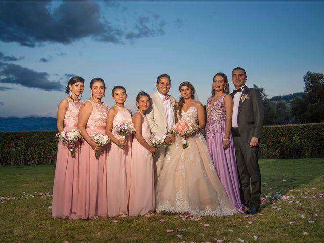 El matrimonio de Gustavo Andrés y Paola Andrea en Tibasosa, Boyacá 18