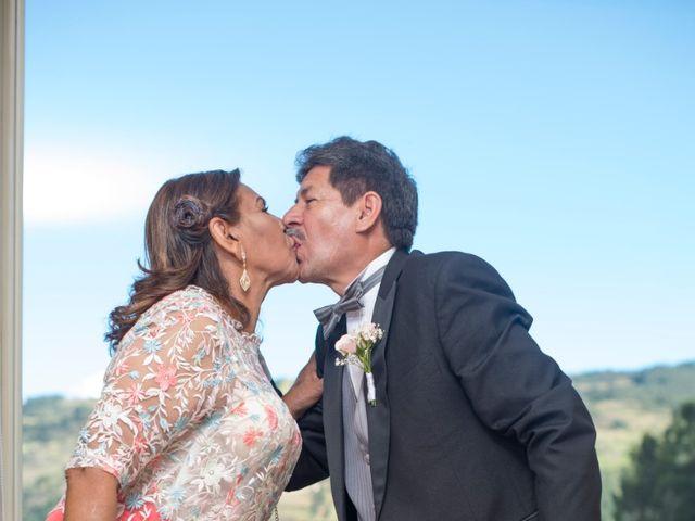 El matrimonio de Gustavo Andrés y Paola Andrea en Tibasosa, Boyacá 26