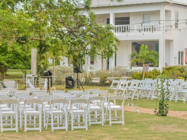 El matrimonio de Nelson Jr y Sara en San Andrés, Archipiélago de San Andrés 3