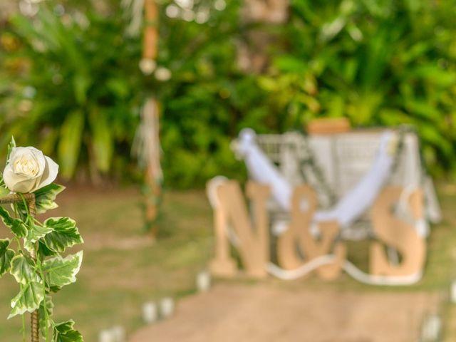 El matrimonio de Nelson Jr y Sara en San Andrés, Archipiélago de San Andrés 2