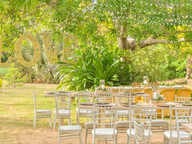El matrimonio de Nelson Jr y Sara en San Andrés, Archipiélago de San Andrés 6