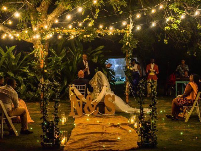 El matrimonio de Nelson Jr y Sara en San Andrés, Archipiélago de San Andrés 14