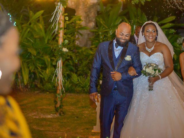El matrimonio de Sara y Nelson Jr
