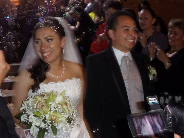 El matrimonio de Pablo Andrés y Viviana en Bogotá, Bogotá DC 5