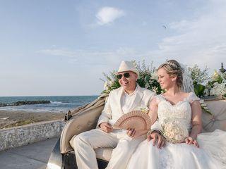 El matrimonio de Adriana y Miguel