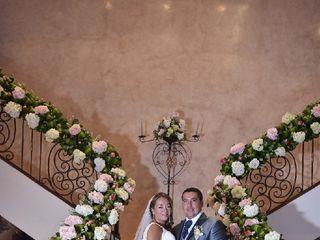 El matrimonio de Angélica  y Dario  1