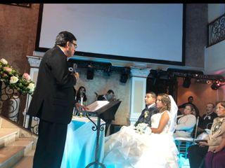 El matrimonio de Angélica  y Dario  2