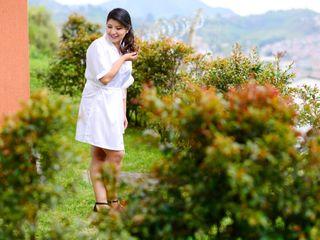 El matrimonio de Cristian y Anny Lorena 1