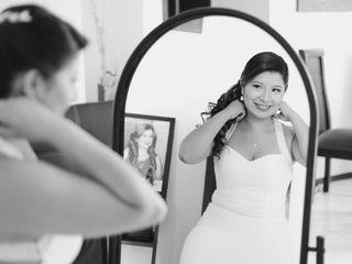 El matrimonio de Cristian y Anny Lorena 2