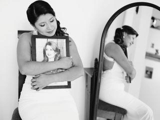 El matrimonio de Cristian y Anny Lorena 3
