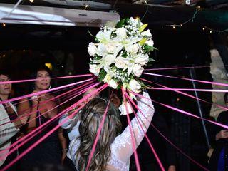 El matrimonio de Marjelly Andrea  y Julio Stiven  3