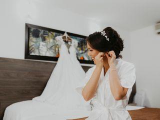 El matrimonio de Maria Fernanda y Christian 2