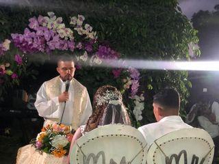 El matrimonio de Luisa  y Yair  1