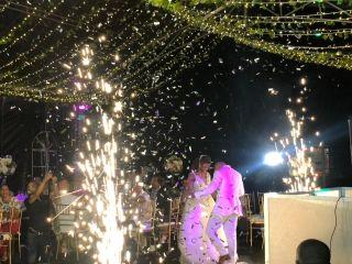 El matrimonio de Luisa  y Yair