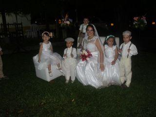 El matrimonio de Angie   y John   2