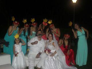El matrimonio de Angie   y John   3