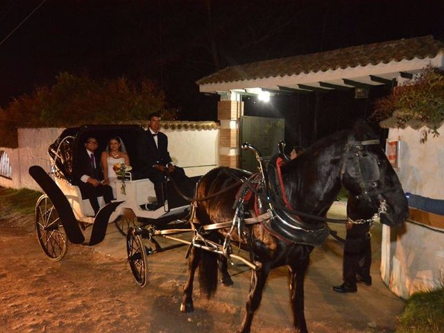 El matrimonio de Oscar y Natalia en La Calera, Cundinamarca 1