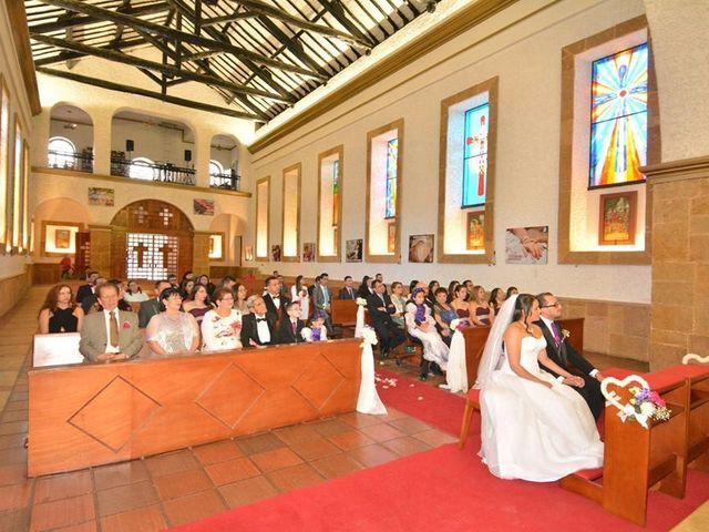 El matrimonio de Oscar y Natalia en La Calera, Cundinamarca 6