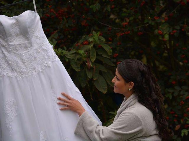 El matrimonio de Oscar y Natalia en La Calera, Cundinamarca 7