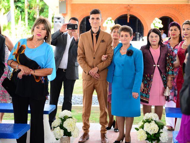 El matrimonio de Anny Lorena y Cristian en Manizales, Caldas 8