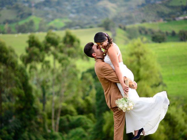 El matrimonio de Anny Lorena y Cristian en Manizales, Caldas 11