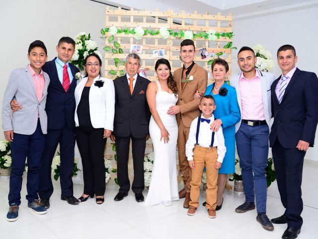 El matrimonio de Anny Lorena y Cristian en Manizales, Caldas 13