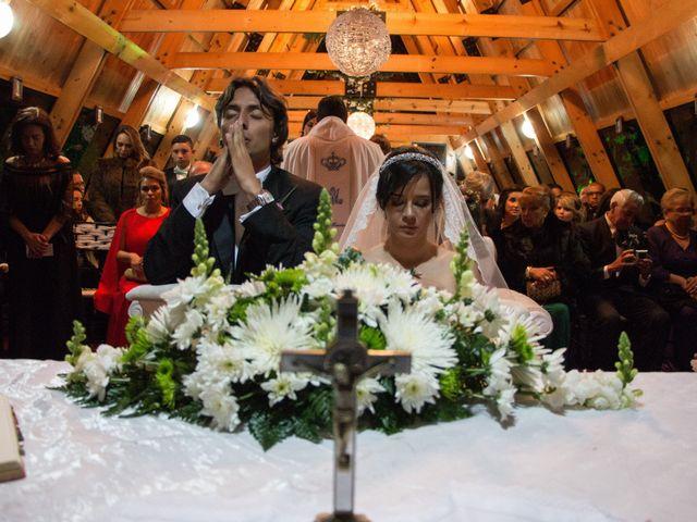 El matrimonio de Jonathan y Carolina en La Calera, Cundinamarca 1