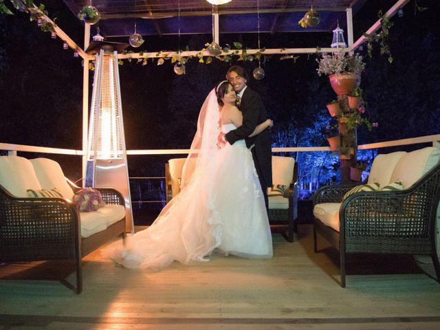 El matrimonio de Carolina y Jonathan