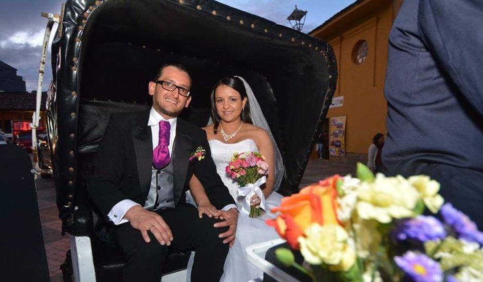 El matrimonio de Oscar y Natalia en La Calera, Cundinamarca