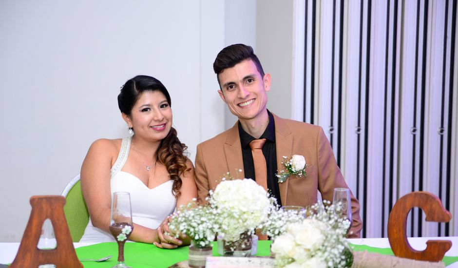 El matrimonio de Anny Lorena y Cristian en Manizales, Caldas