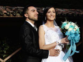 El matrimonio de Johanna y Marcos