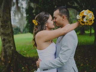 El matrimonio de Tatiana y Sebastian