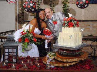 El matrimonio de Sofía  y José Esteban 1