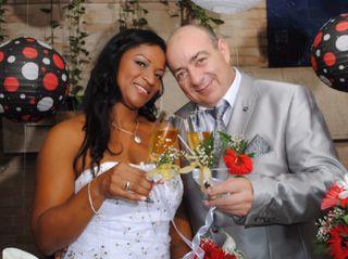 El matrimonio de Sofía  y José Esteban
