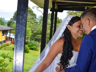 El matrimonio de Jennifer  y Robinson  1