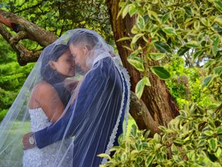 El matrimonio de Jennifer  y Robinson  3