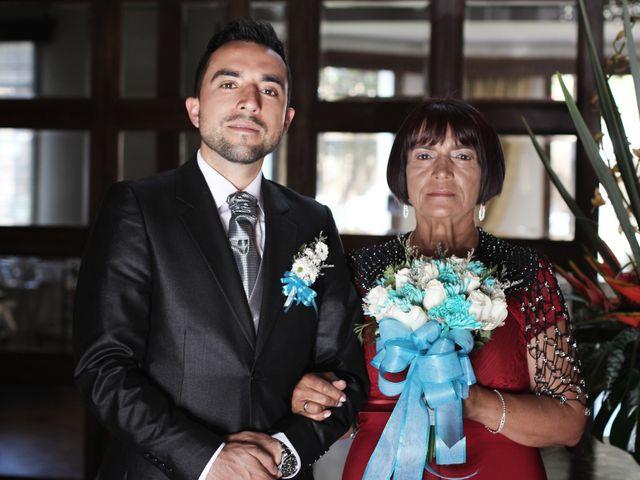 El matrimonio de Marcos y Johanna en Bogotá, Bogotá DC 8