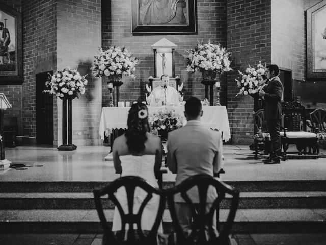 El matrimonio de Sebastian y Tatiana en Medellín, Antioquia 6