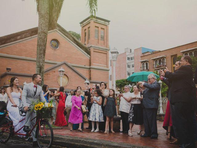 El matrimonio de Sebastian y Tatiana en Medellín, Antioquia 8